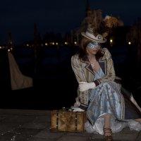 Венеция карнавал :: Олег