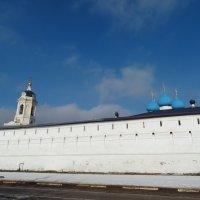 Там, за стенами монастыря :: Светлана Лысенко