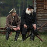 1919. Беседа о ................. :: Виктор Перякин