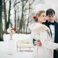 Зимняя свадьба :: Виктория Жукова