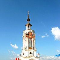 Храм-маяк Св.Николая Мирликийского. :: Кэтрин Кондрашева