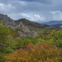 Осенью над Солнечной Долиной :: Игорь Кузьмин
