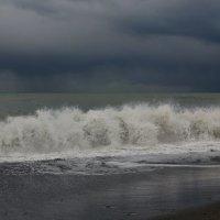 Море волнуется :: Виолетта