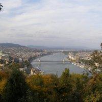 Река Дунай в Венгрии :: Андрей ТOMА©