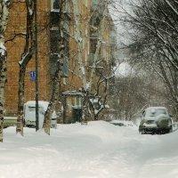 Весенний снег :: Лилия Гиндулина