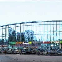 Гипермаркет во Всеволожске :: Алексей Бажан