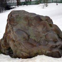 Камень-диван  ( по местам А.Блока ). :: Елена Дёмина