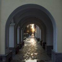 Интересный закат :: Геннадий Катышев