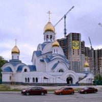 Храм Рождества Богородицы :: Владимир Клюев