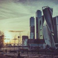 Москва-сити :: Stanislav K
