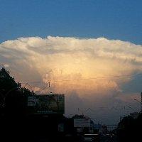 необычное облако :: svetlanavoskresenskaia