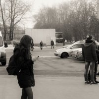 Пора одевать кеды. Весна! :: Yulia Sherstyuk