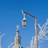 Морозно. :: Игорь Кожухов