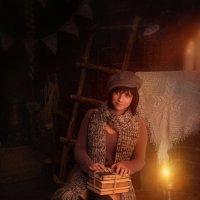 На чердаке :: Юлия Галиева