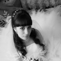 Портрет невесты :: Анна Сарафан
