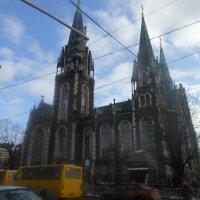 Костел Святой Елизаветы :: Полина Бородина