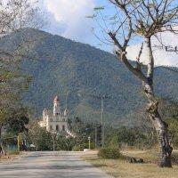 Куба Церковь El Cobre :: Pulke Pulke