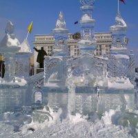 дворцы ледяные и каменные :: Евгений Фролов