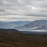 Туман в горах** :: Виктория Большагина