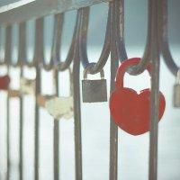 love's locks :: Валентин Шестаков