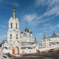 Пермский Свято-Троицкий Стефанов мужской монастырь. :: Валерий Молоток