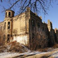 Старинные дома :: Борис Данилов