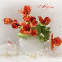 Тюльпаны к празднику :: Светлана Л.