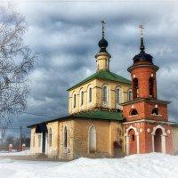 На воскресной службе :: Андрей Куприянов