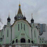 Храм Воскресения Христова в Сокольниках :: Galina Leskova