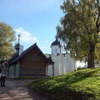 Церковь Дмитрия Солунского и церковь Святого Георгия :: Николай