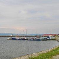 Порт Северобайкальска :: val-isaew2010 Валерий Исаев