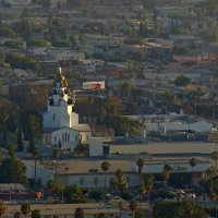 русская церковь в Голливуде :: Алексей Меринов
