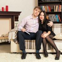 Анна и Павел. :: Александр Салов