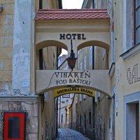 отель в переулочке :: M Marikfoto