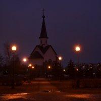 Церковь Георгия  Победоносца :: Наталья Левина