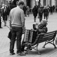 А вот так я ещё и на трубе играю :: Александр Степовой