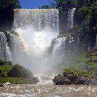 Водопад Игуасу :: Геннадий Мельников