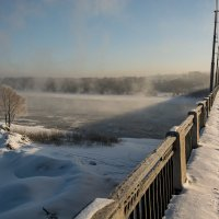 Река Томь, г.Новокузнецк1 :: Павел Савин