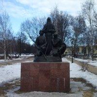Памятник защитникам Отечества :: Мила