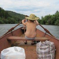 По реке Белой :: Вера Щукина