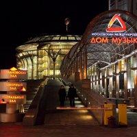 Вечер в городе :: Валерий Князькин