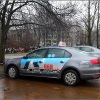 Петебургское такси :: Вера