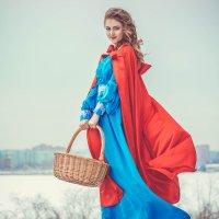 Красная шапочка :: Валерия Задкова