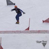 Мировой кубок по сноуборду. :: Александр Корнейчев