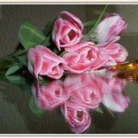 розовая нежность :: Валентина Папилова
