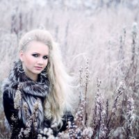 Снежная :: Татьяна Любавина