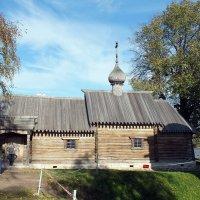 Церковь Дмитрия Солунского :: Николай