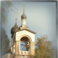 Храм Матроны Московской в Любимовке :: Photo GRAFF