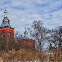 Введенская церковь села Суромна :: Сергей Цветков