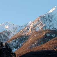 ..Рассвет в горах..!!! :: Арина Дмитриева